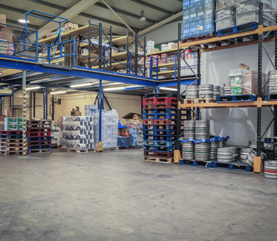 food and drink suppliers